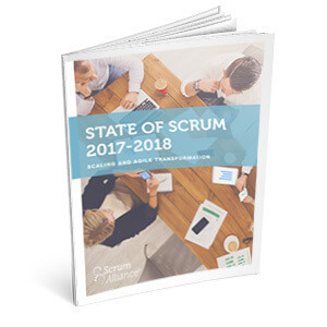 The State of Scrum Report 2017 - 2018